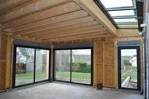 Construire Une Extension En Bois Soi Même : construire une extension construire une extension de ~ Premium-room.com Idées de Décoration