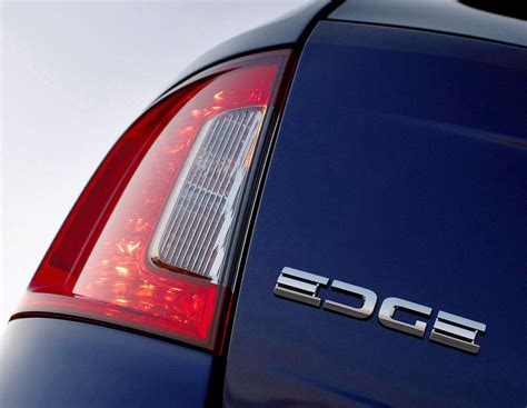 ford edge tail lights ford edge car pictures images gaddidekho com
