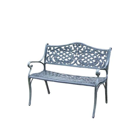 Patio Settee by Oakland Living Mississippi Patio Settee Bench 2107 Vgy