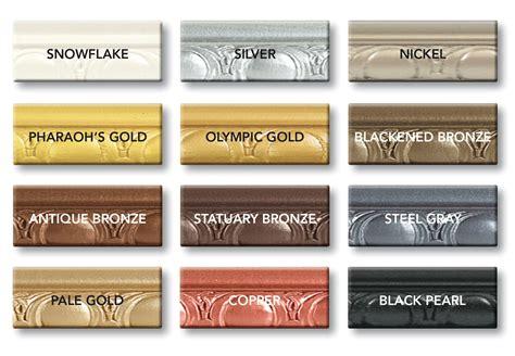 Wandfarbe Gold Metallic by Wandfarben Metallic Farben Wohndesign