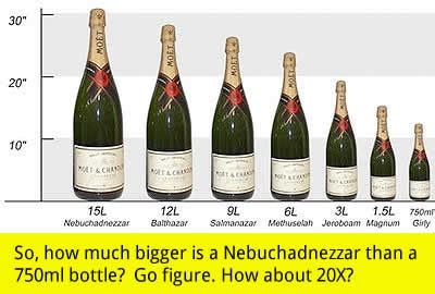 liters in a bottle of wine how big is a quot nebuchadnezzar quot yellow farmhouse wines
