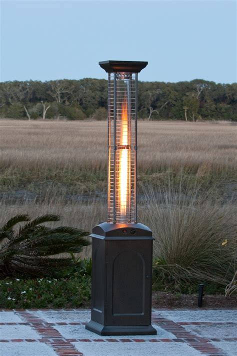 heat up your patio outdoor space heaters