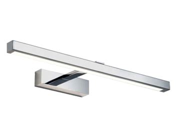 astro kashima 350 led bathroom wall light polished chrome finish 7348 from easy lighting