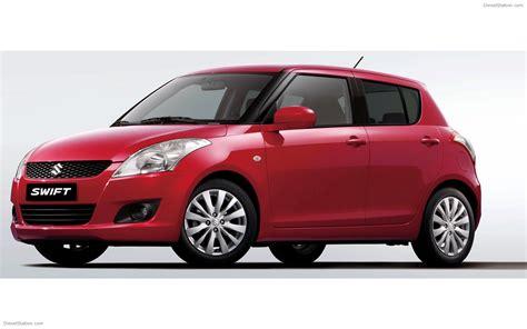 Suzuki Swift 2011 Widescreen Exotic Car Picture #01 Of 4
