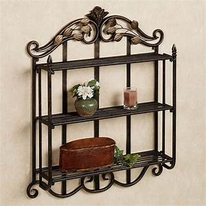 wall decor most beautiful decorative metal wall shelves With kitchen cabinets lowes with metal flower decoration wall art