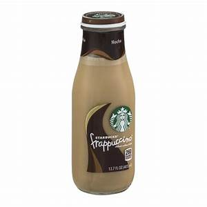 Starbucks Frappuccino Mocha Chilled Coffee Drink | Hy-Vee ...