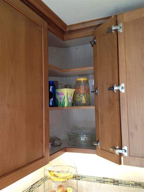 what to do with corner kitchen cabinets cage design buildcorner kitchen cabinet solution easy 2154