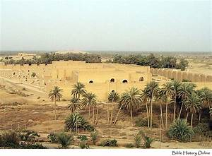 View of the Ancient City of Babylon - Images of Ancient ...