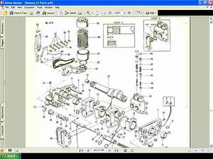Massey Ferguson Mf 165 Mf165 Tractor Parts Manual 390pg
