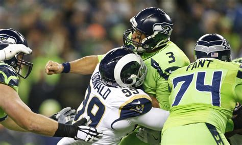 los angeles rams  seattle seahawks  updates
