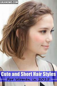 Pictures For Short Hair Styles For Women Hairstyle Trends