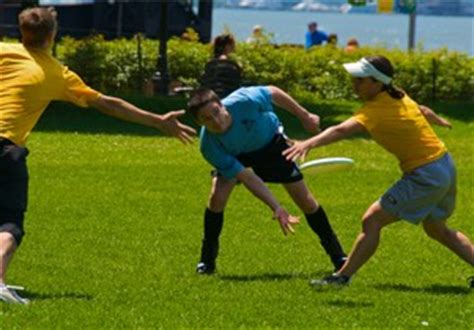 regle ultimate frisbee