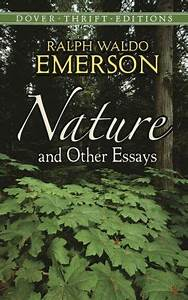 emerson nature cliff notes