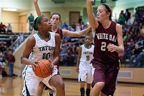 girls high school basketball playoff matchups