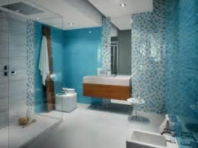 badezimmer blau grau wand streichen in farbpalette der wandfarbe blau frisch mobel