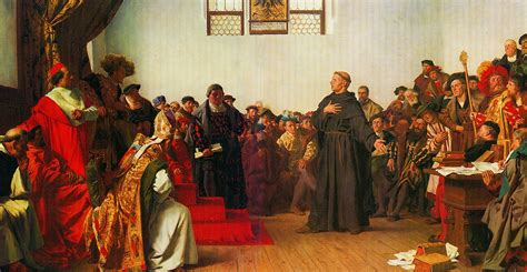 Image result for The Diet of Worms