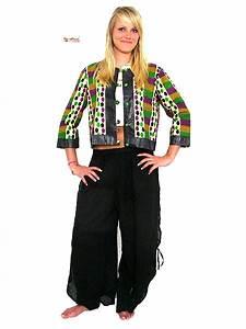 veste borde imprimee femme tached39encre vetement With vêtements originaux femme
