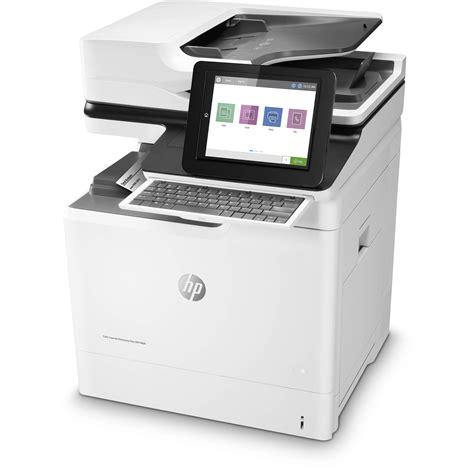 color laser all in one printer hp color laserjet enterprise flow m681f all in one j8a12a bgj