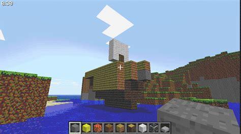 Minecraft Boat Gif by Random Stuff Minecraft Boat