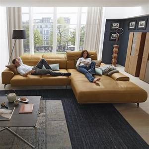 Wohnlandschaft Leder Braun : musterring leder wohnlandschaft mr 2490 in braun couch m bel wohnzimmer wohnlandschaft ~ Pilothousefishingboats.com Haus und Dekorationen