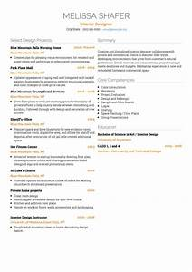 Artist CV examples and template