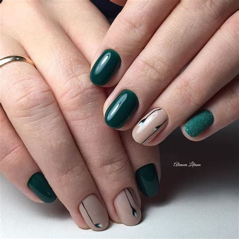 25+ Best Ideas About Green Nail  Quoteslodge Is All About
