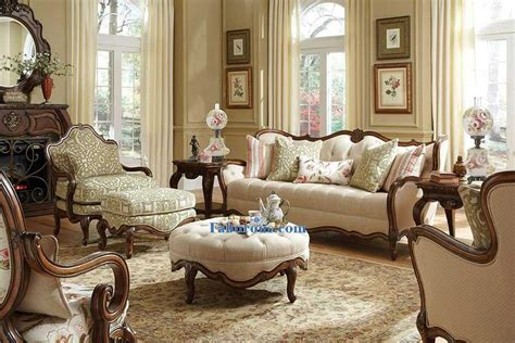 Unique Victorian Room Decor #4 Victorian Style Living Room