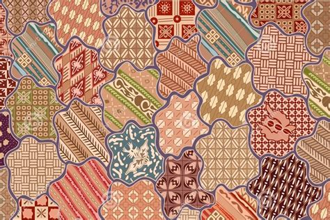 Sekar Batik sribu selamat hari batik nasional ini 10 trend