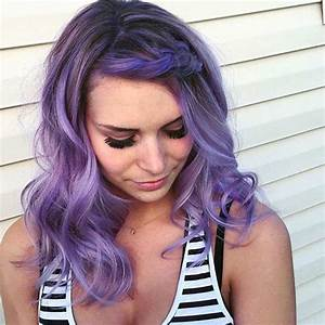 25 Beautiful Lavender Hair Color Ideas | Page 2 of 3 ...