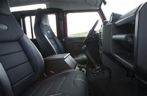 new land rover defender interior 2013 land rover defender autoesque