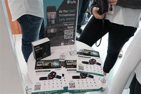 lyfe smartwatch pertama yang bisa bayar mrt dan transjakarta