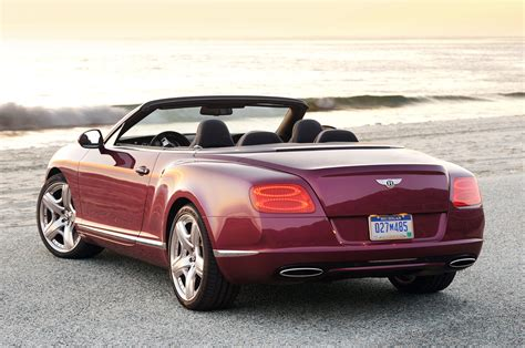 bentley continental gtc review wvideo autoblog