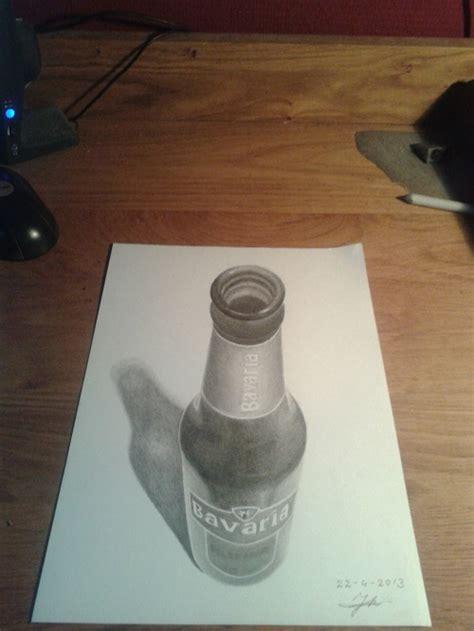drawing beer bottle  jeroen  deviantart