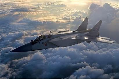 Mig Foxbat Aircraft Mikoyan Militaryimages Interceptor