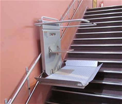 wheelchair stair lift with platform optimum 200