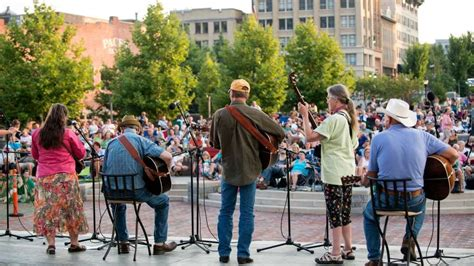 There are many asheville music festivals, and they are all unique! Shindig on the Green, Free Music & Dance Festival in ...