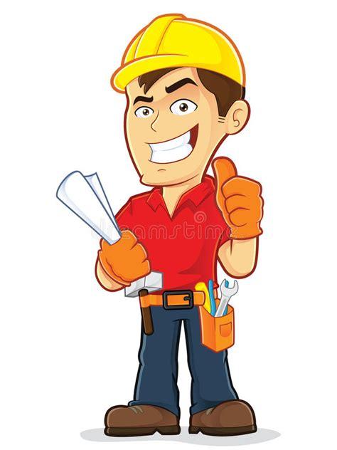 clipart muratore muratore illustrazione vettoriale illustrazione di