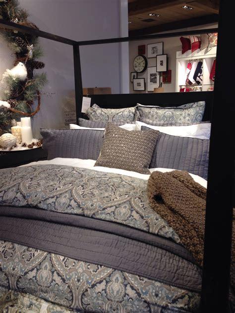 pb mackenna paisley  living paisley bedroom