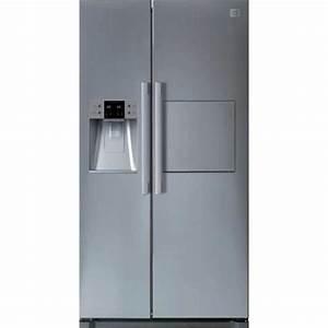 Refrigerateur Congelateur Americain : r frig rateur am ricain daewoo frn q21fcs froid achat ~ Premium-room.com Idées de Décoration