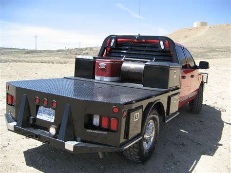flatbed beds let s see pix of your flatbeds dodge diesel diesel