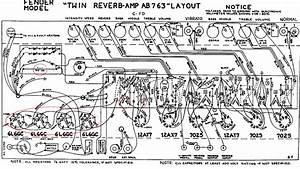 Twinreverb Ab763 Ac568 Layout In 2019