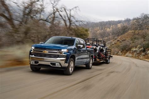 Chevy Half Ton Diesel by 2020 Chevy Silverado 1500 To Launch With 3l Duramax Most
