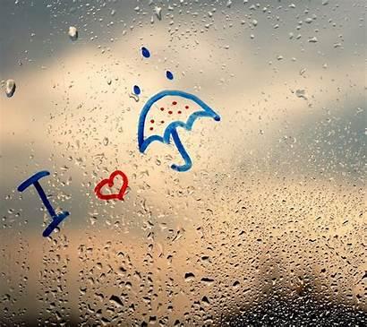 Rain Wallpapers Abstract Nature Rainy 4k Desktop