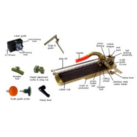 ishii tile cutter spares glass and tile cutting machine 2 globall hardware
