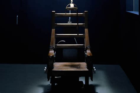 Electric Chair Execution States by Tennessee Votes To Bring Back Electric Chair To Execute
