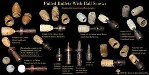 Us M1855  58 Caliber Ball Screw