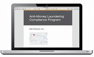 aml compliance program anti money laundering compliance With anti money laundering compliance program template