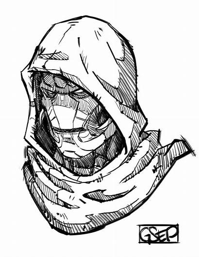 Ultron Drawing Marvel Coloring Pages Ant Jacket