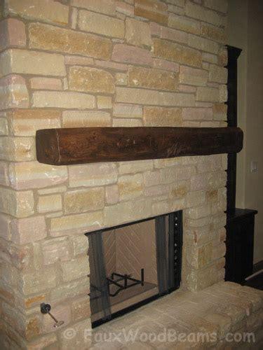 fireplace mantel design   texas home faux wood workshop