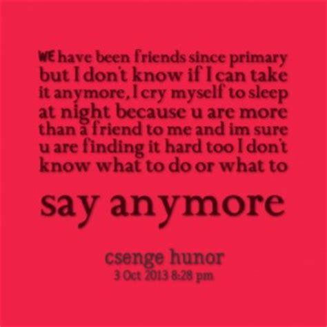Idk You Anymore Quotes